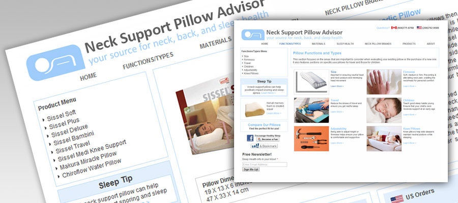 Neck Support Pillow Advisor